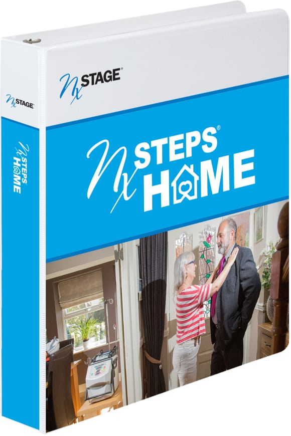 NxSTEPS Patient Training Binder