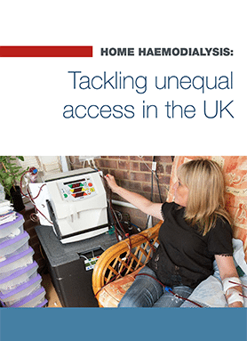 Home Haemodialysis: Tackling unequal access in the UK